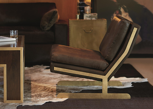 Brass Interiors Accents at Belfort Furniture