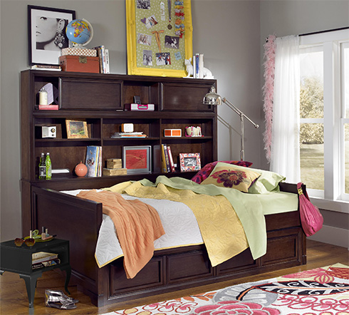 Benchmark-Bookcase-Bed