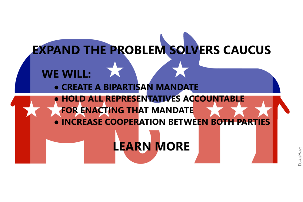Expand the Problem Solvers Caucus