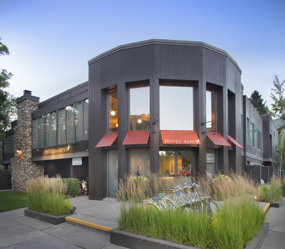 Hotel Aspen - Aspen, CO