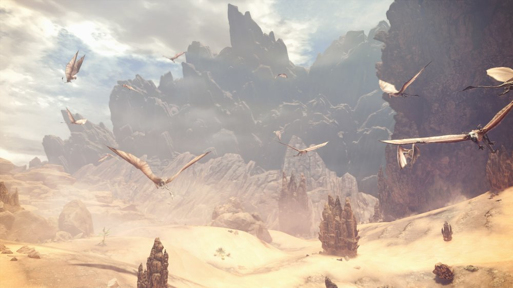 True to its name - 'Monster Hunter: World' lives up to a series of promises