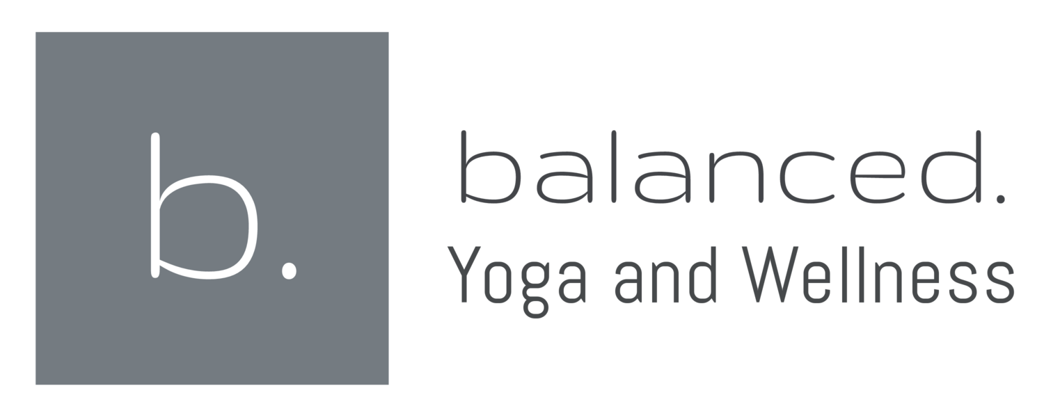 balanced.  Yoga and Wellness