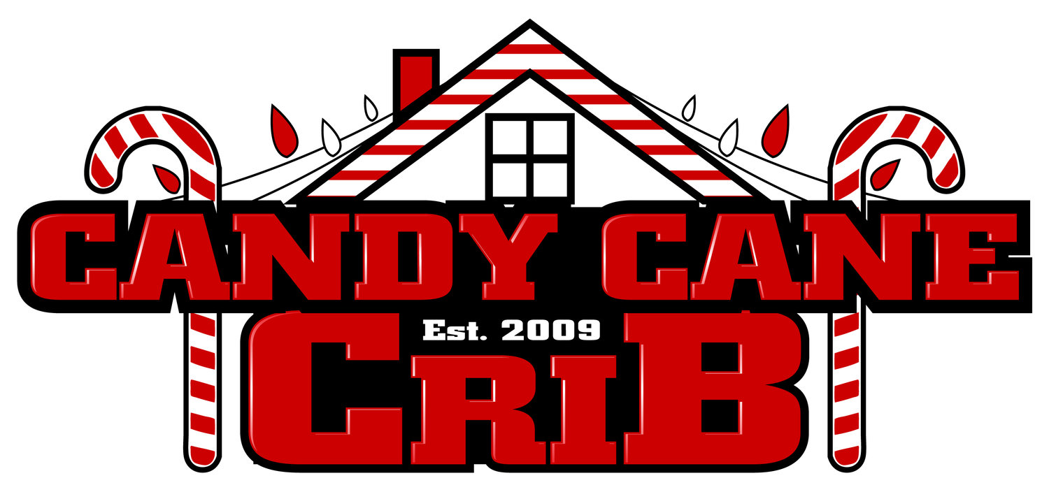 Candy Cane Crib: Christmas Light Installation and Removal