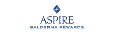 BECOME A MEMBER OF ASPIRE REWARDS!   EARN REWARDS ON GALDERMA PRODUCTS LIKE SCULPTRA, DYSPORT, AND THE RESTYLANE LINE.