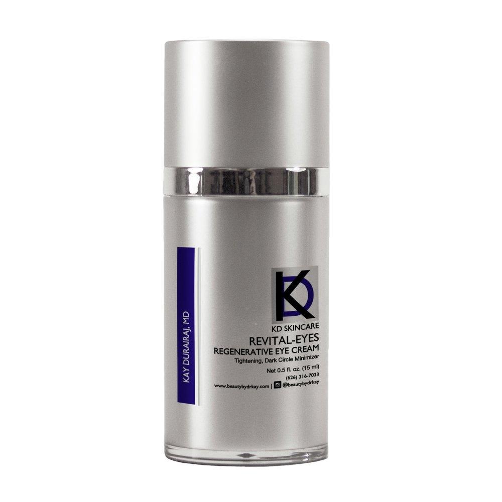 KD Skincare - Reivtal-eyes