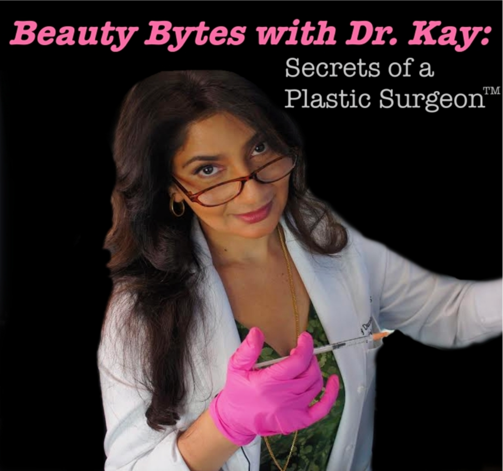 Beauty Bytes with Dr. Kay: Secrets of Plastic Surgeon