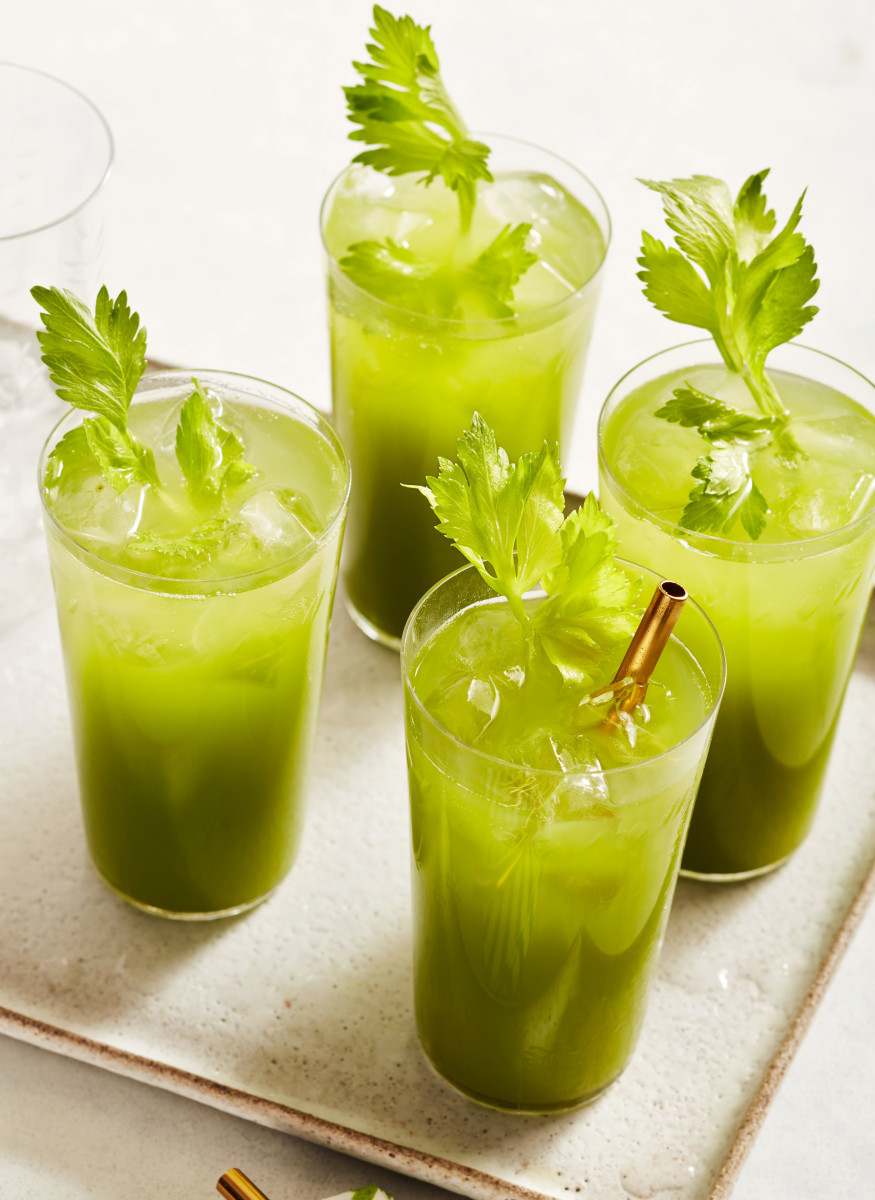 Celery Juice, Beauty By Dr Kay, Green Juice, Vegetable juice