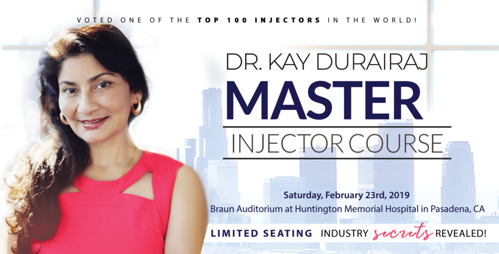 Beauty By Dr. Kay the Master Injector Course