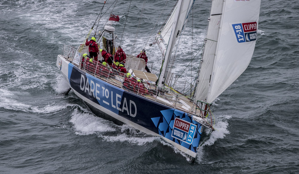 Courtesy of Clipper Race