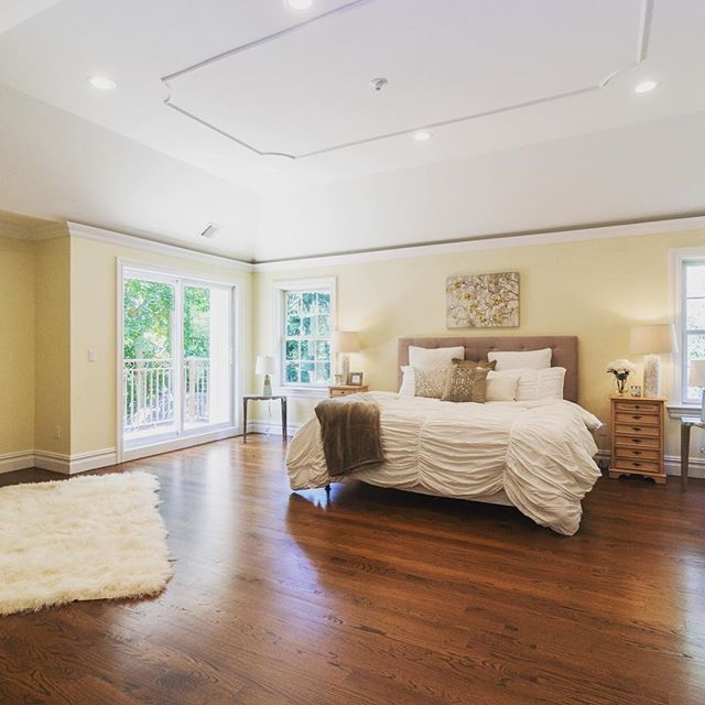 Staging master bedroom #staging #staging homes #northjersey #realty #masterbedroom #interiorenchantment