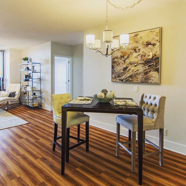 Staging Fort Lee, NJ #staging #staginghomes #fortlee #nj #gorgeous #dining