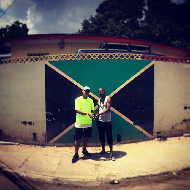 🇯🇲🙌 . . . . . . #jamaica #canada #trinidad #philippines #kingston #jamaicacarnival #carnival2018 #stickupkidmodelingagency