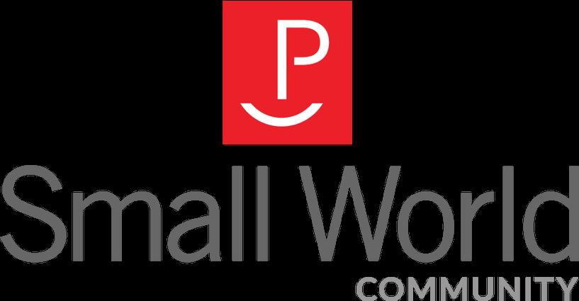 Small World Community Logo
