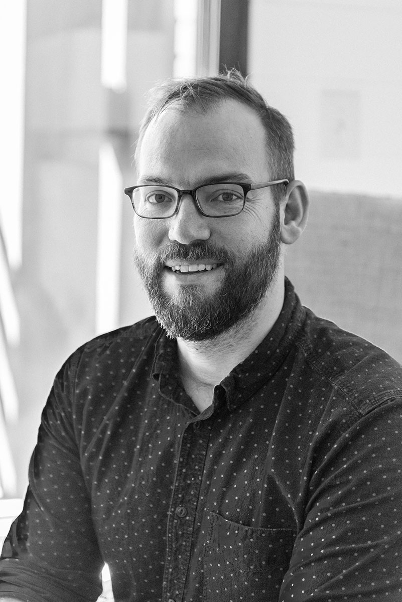 Jared Fulton, Senior Architect