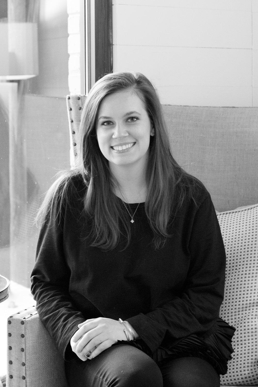 Elizabeth Jordan, Communications Manager