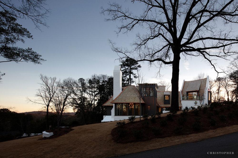 Transitional Estate - side elevation