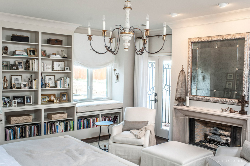 Spanish Colonial Bedroom
