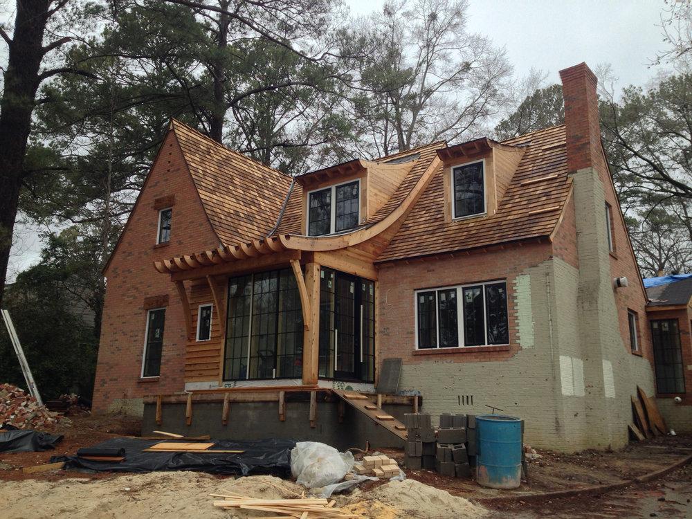 English Cottage Renovation - progress