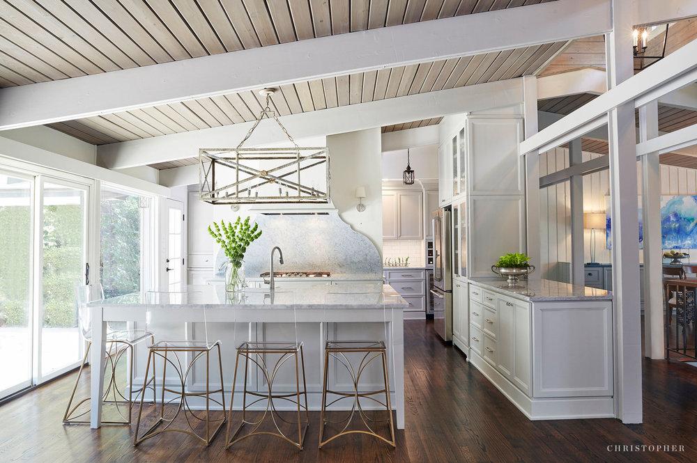 Mid Century Modern Kitchen - renovation