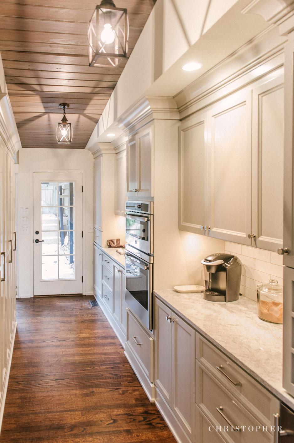 Mid Century Modern Kitchen   Butleru0027s Pantry