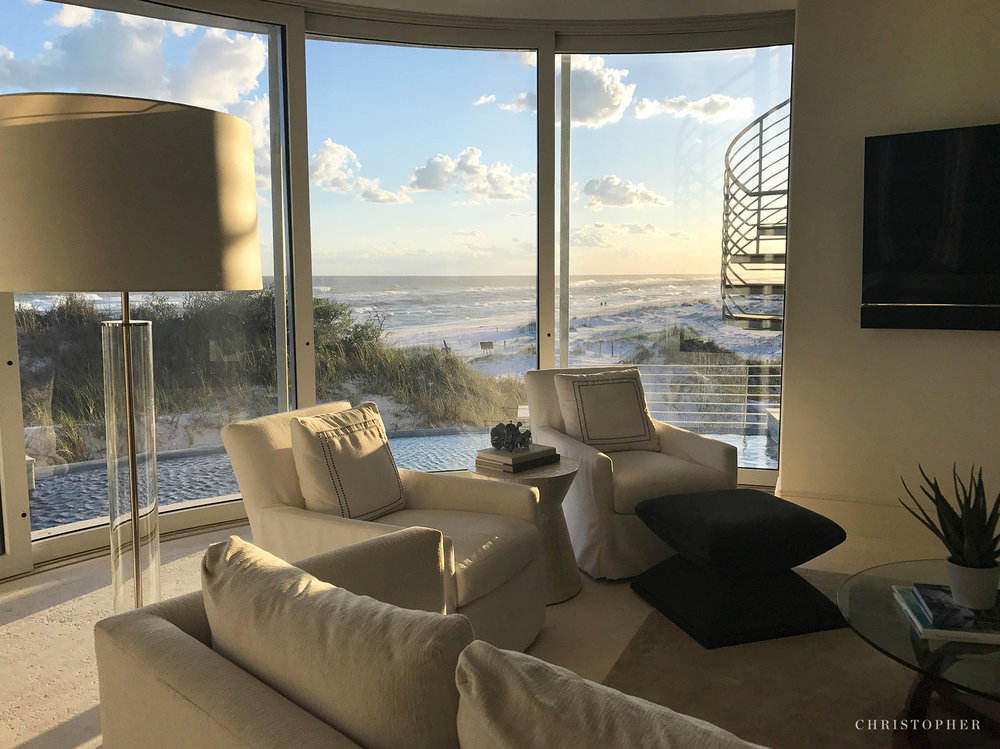 Coastal Luxury-radial doors and pool.jpg