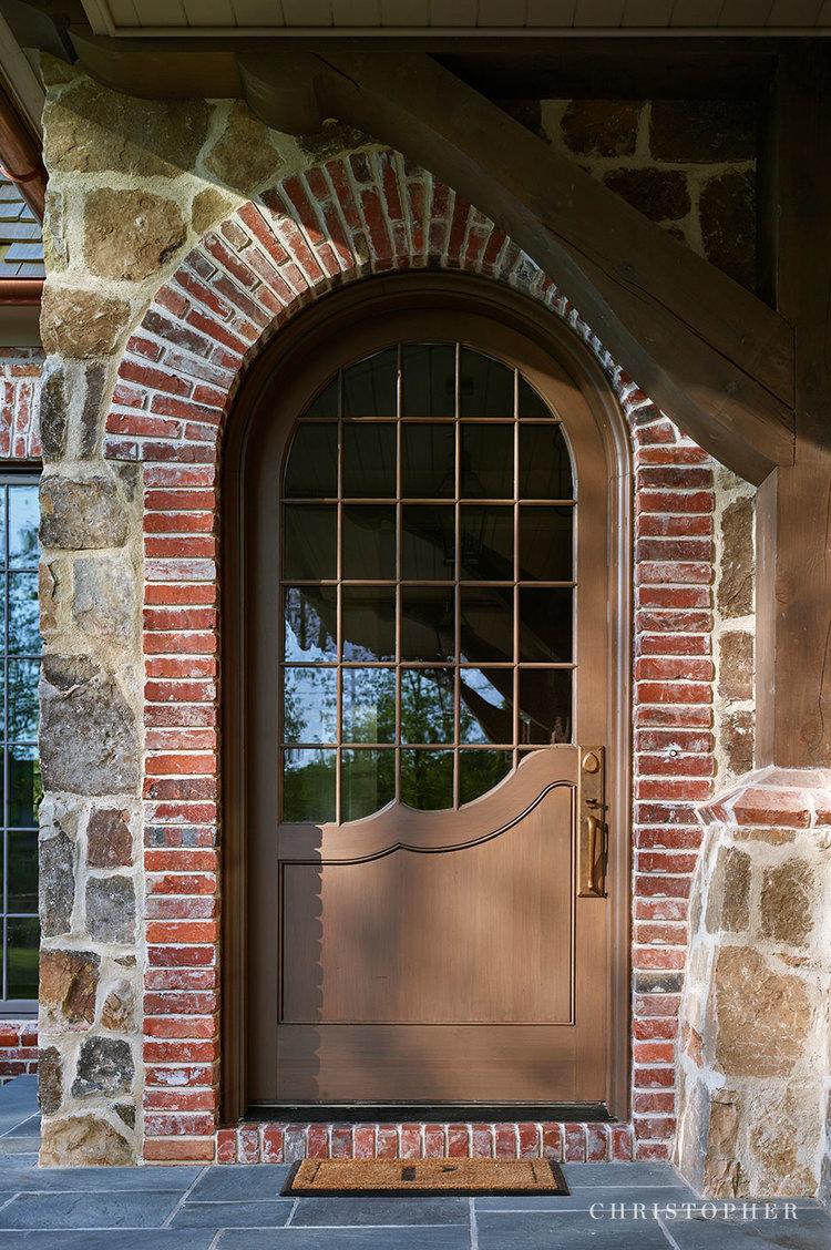 Country Estate-custom front door.jpg