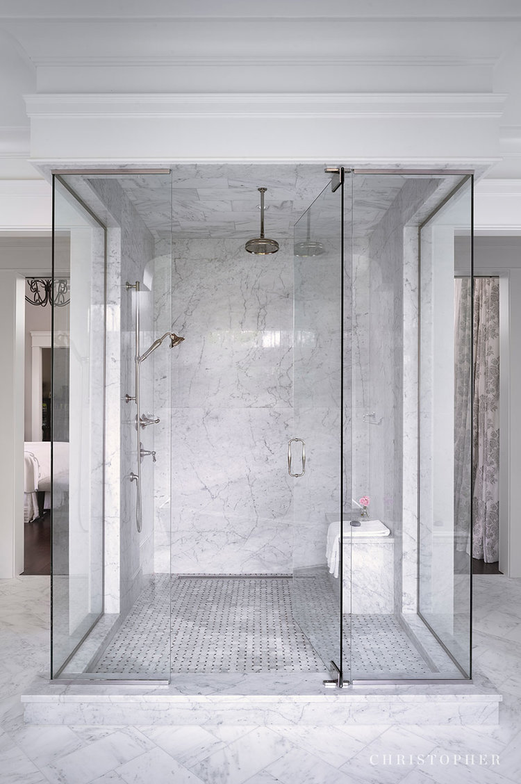 Country Estate-master bath 3 wall glass and marble shower.jpg