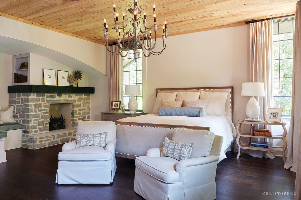 French Normandy-master bedroom + fireplace.jpg