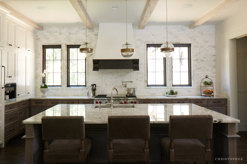 French Normandy-luxury kitchen-counter space.jpg