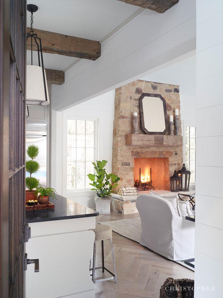 Pool House-kitchen entry.jpg