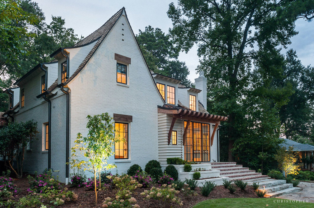 English Revival Cottage-front exterior details.jpg