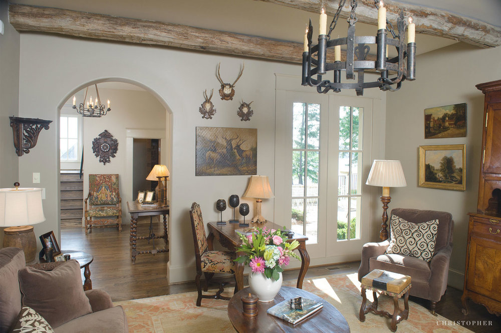 French Eclectic-living room + foyer.jpg