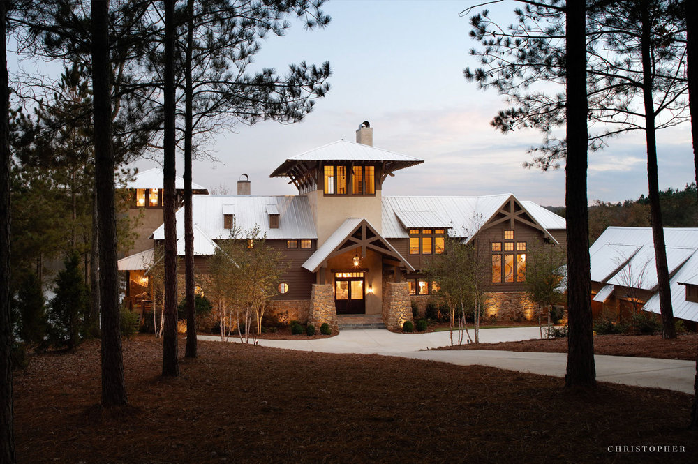 Lake Front Retreat-front exterior approach.jpg