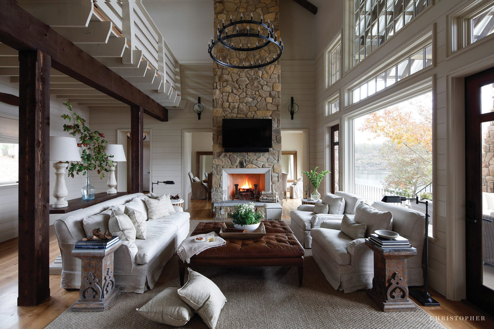 Lake Front Retreat-living room.jpg