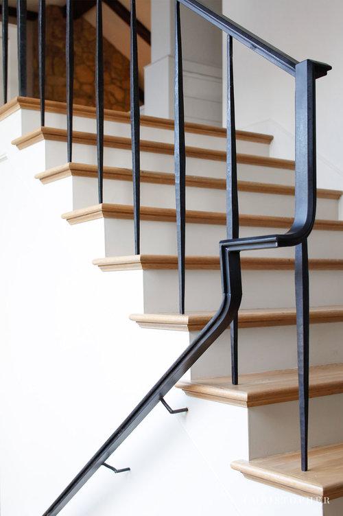 Lake Front Retreat-stair railing.jpg