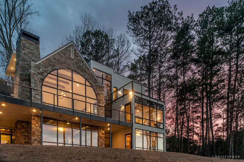 Rustic Modern Lakehouse-back exterior 2.jpg