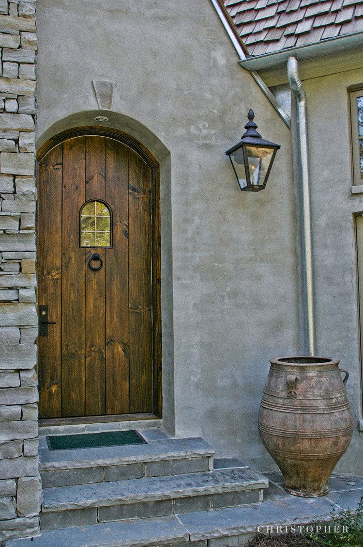 Traditional Residence-front door.jpg