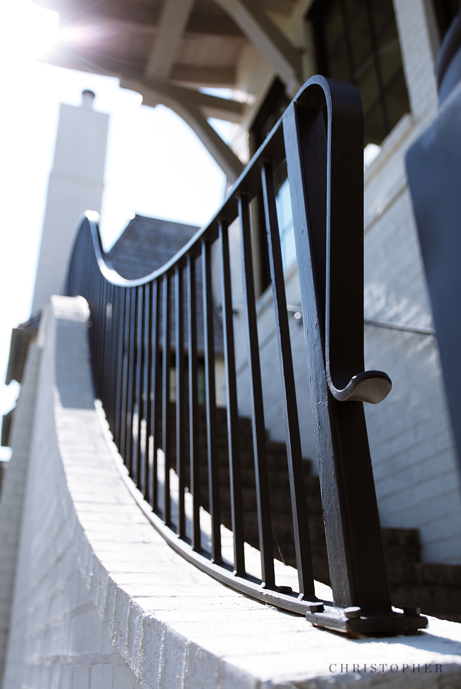 Christopher-Residential Custom Railing.jpg