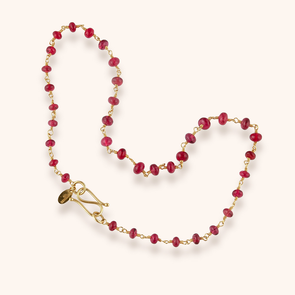 Pomegranate Necklace-$12,700.00