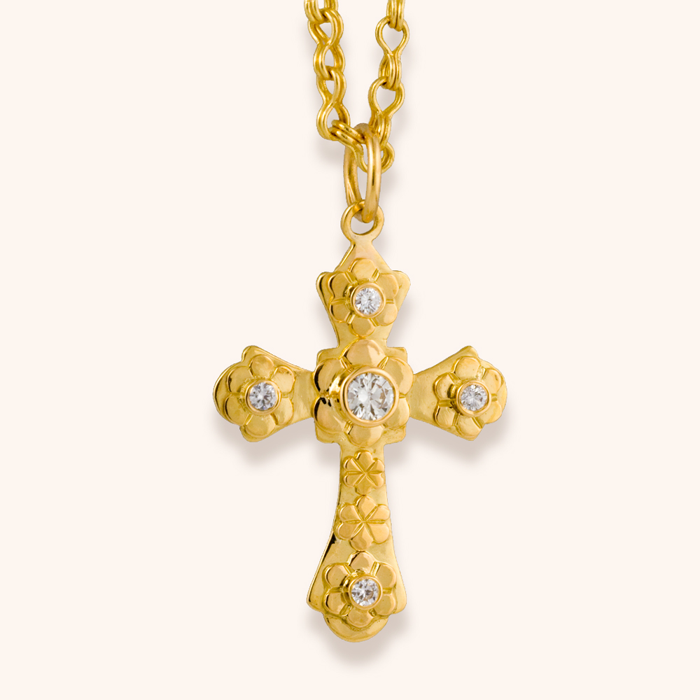 Easter Cross pendant-$12,900.00