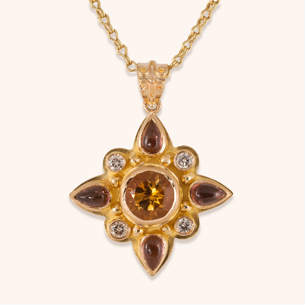Superstar pendant-$17,500.00