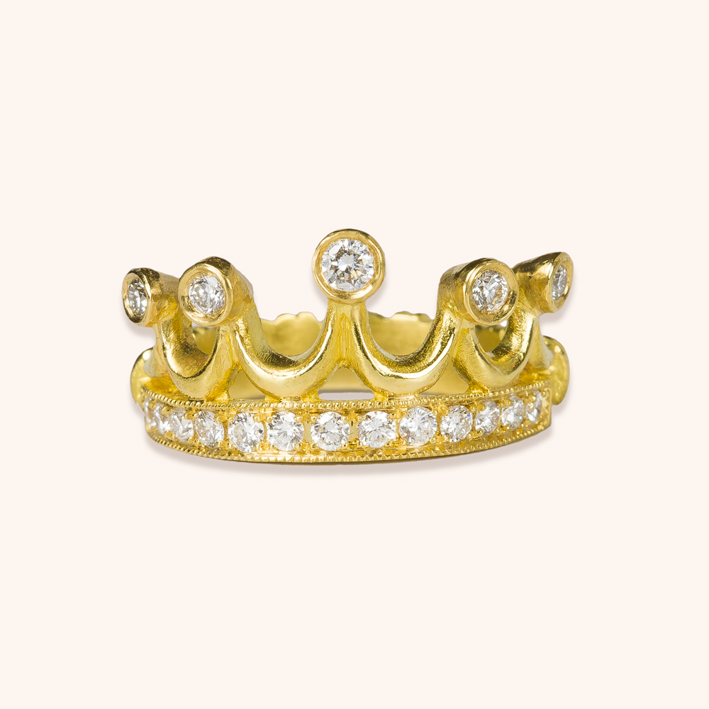 Crowning Glory ring-$9,735.00