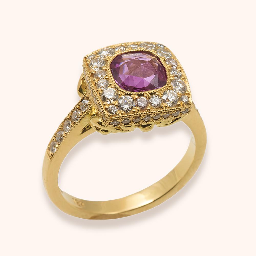 Lizzie ring-$13,600.00