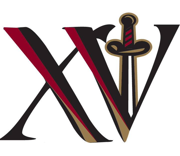 15th Anniversary Logo Concept Designed for the Atlanta Gladiators