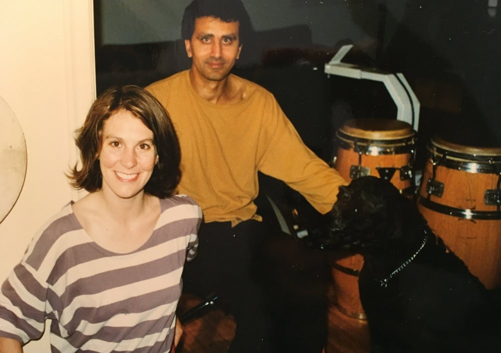 Sarah, Ahmed, and Tonto, 1994
