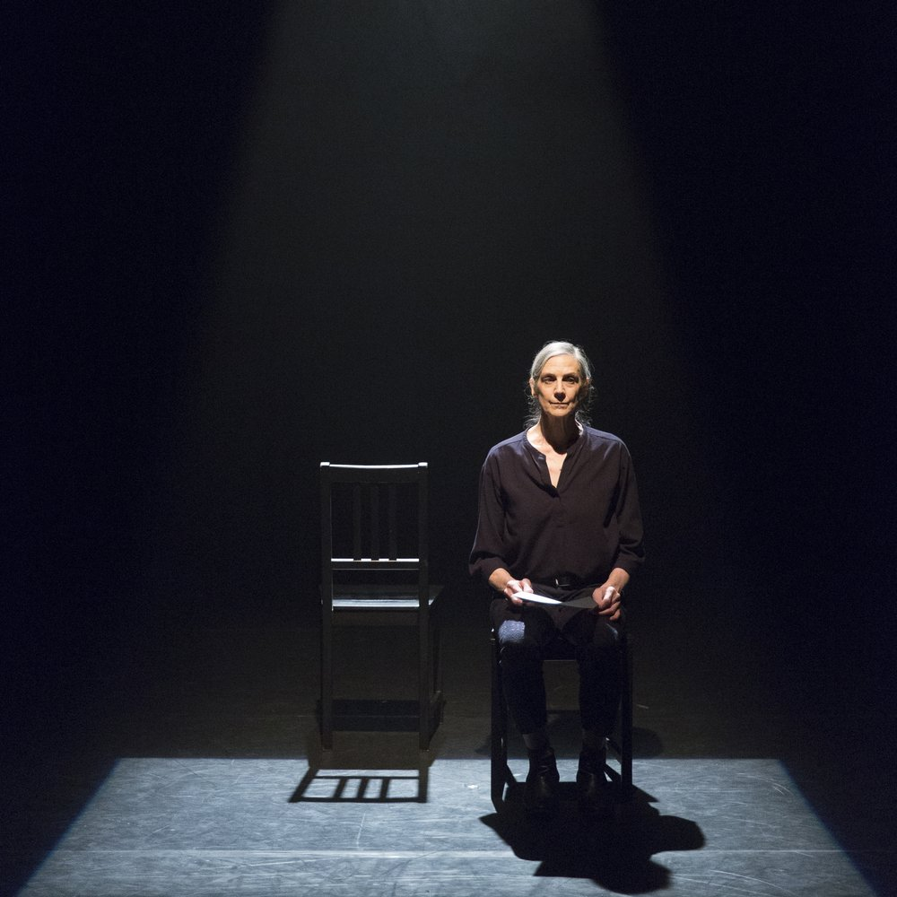 unmoored - unmoored is a follow-up to Sarah Chase's The Disappearance of Right and Left (2004) and is a rare opportunity to see Peggy perform a new work as she and Chase deepen the nature of their collaboration.
