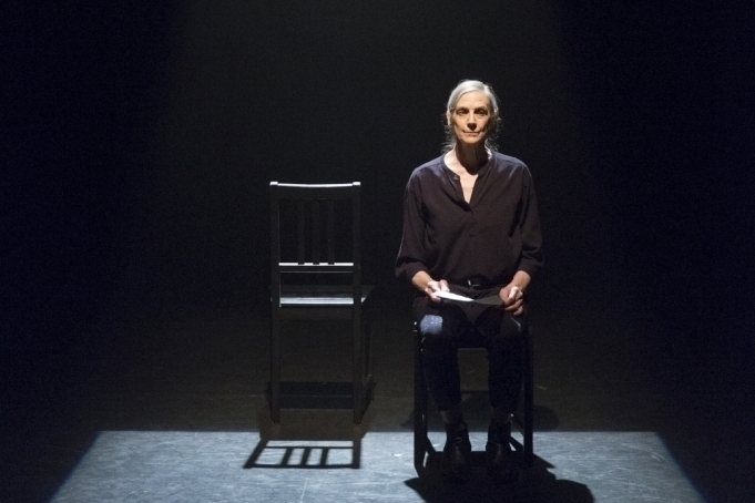 unmoored - unmoored is a follow-up to Sarah Chase's The Disappearance of Right and Left (2004) and is a rare opportunity to see an exquisite performer of international repute perform a new work as she and Chase deepen the nature of their collaboration.