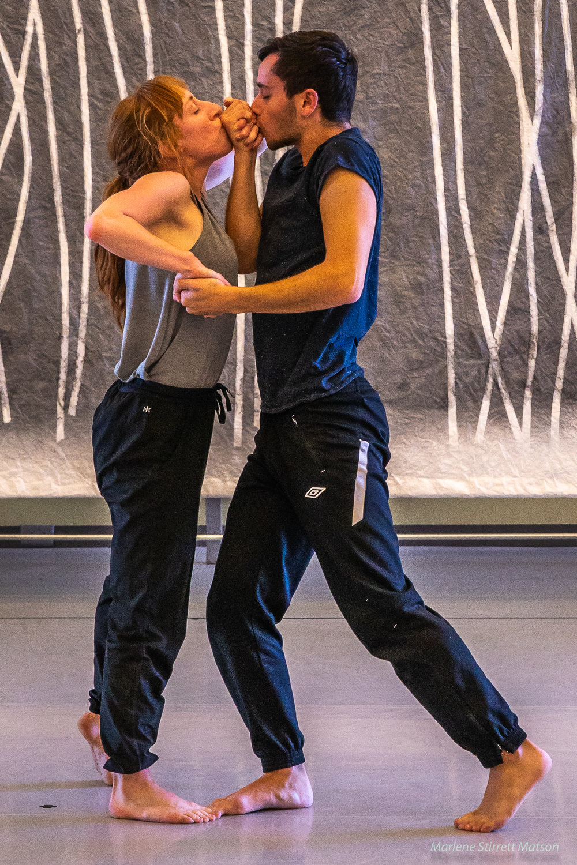 Jessica and Micha
