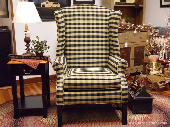 Upholstered Furniture -