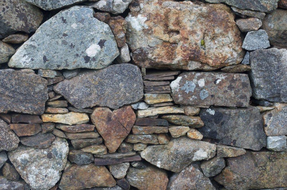 Rocks in Scotland; by friend, healer and photographer Paula Lazaroff